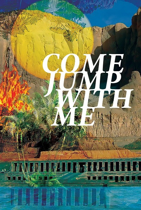 'COME JUMP WITH ME' by Yossi Berg & Oded Graf,   photo   by        sko-studio             ©  YOSSIODED.COM